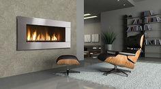 Regencyガス暖炉コンテンポラリーシリーズHZ40E