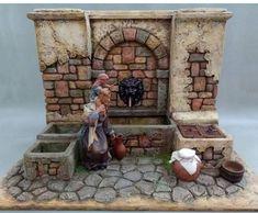 Styrofoam Crafts, Wargaming Terrain, Religious Education, Christmas Settings, Dremel, Dollhouse Miniatures, Nativity, Garden Sculpture, Medieval