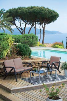 111 best Vivre au jardin images on Pinterest | Backyard furniture ...