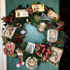 gorgeous Christmas wreath companies - Google Search