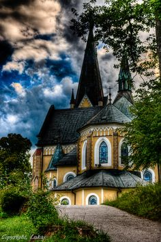Levoca, Slovakia. Levoča is in the Prešov Region of eastern Slovakia. The town has a historic center with a well preserved town wall, a Renaissance church with the highest wooden altar in the world, carved by Master Paul of Levoča, and many other Renaissance buildings.