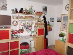 """Le côté """"atelier"""" de ma chambre"""