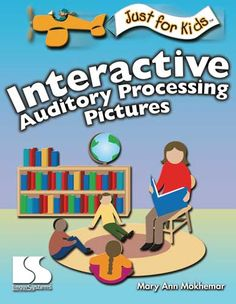 Just for Kids Interactive Auditory Processing Pictures Autism Classroom, Classroom Resources, Auditory Processing Activities, Working Memory, Following Directions, Problem Solving Skills, Thinking Skills, Just Kidding, Aba