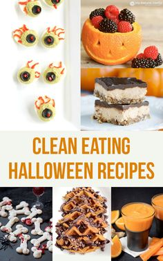 We can't believe that Halloween is only three days away!  Check out some fun recipes for the holiday here