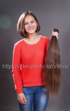 Cut My Hair, Long Hair Cuts, Long Hair Styles, Long Hair Ponytail, Ponytail Hairstyles, Cut Off, Hair Beauty, People, Photography