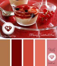 140 Berry Cocktail Hue by Asmalina © 2012 Sorbetcolour ™
