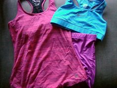 A great spinning outfit, from Running In The Windy City!