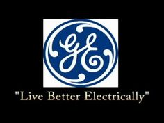 """General Electric's """"Live Better Electrically"""" commercial jingle, which we used during the 1950s."""