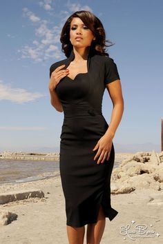 Veronica m black dress dream
