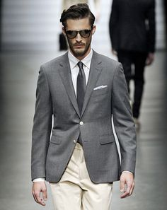 Canali Italian Suit | A Life Well Suited | Pinterest | Beautiful