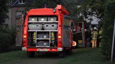 Strahlenschutz Einsatz der Feuerwehr