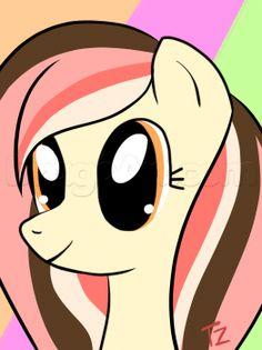 How to draw a Pony, My little Pony Friendship is Magic, Step by Step