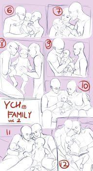 family sketch Source by Drawing Base, Manga Drawing, Figure Drawing, Family Sketch, Family Drawing, Poses References, Drawing Reference Poses, Couple Poses Drawing, Art Poses