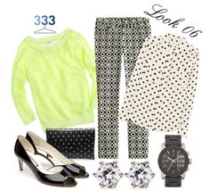 """""""Project 333/Phase7/Spring 2013- Look 06"""" by jcrewchick ❤ liked on Polyvore"""