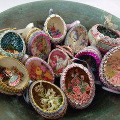 Sensational Easter Egg Decorating Ideas - Life Is Fun Silo Easter Egg Crafts, Easter Eggs, Easter Decor, Easter Bunny, Easter Egg Designs, Diy Ostern, Vintage Baskets, Easter Parade, Egg Art