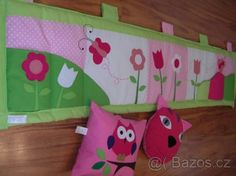 kapsáře za postel Kids Rugs, Sewing, Christmas, Baby, Home Decor, Scrappy Quilts, Xmas, Dressmaking, Decoration Home