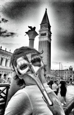Carnaval de Venecia- Fotografía: Jesús Balsa