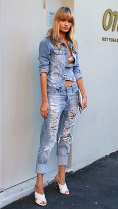 Annabella Barber and 33 more street style looks in Sydney during Australian fashion week.