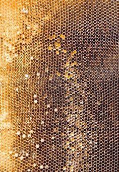 honey comb visuals textures