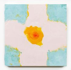 Judy Ledgerwood, First Blush, 2012, Rhona Hoffman Gallery