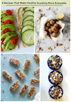 8 Recipes That Make Healthy Snacking More Enjoyable - Buzzfeed Community - Windy City Bloggers