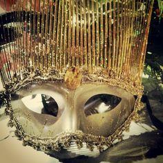 A Masquerade Party...