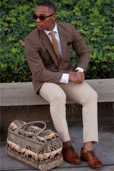 Black Men in Suits | Name:DEJON MARQUISE  Location: LA  Submitted by:...