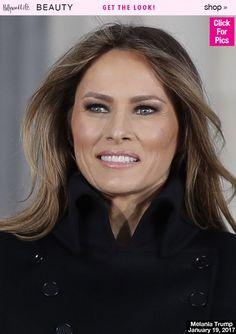 Image result for melania trump 2017