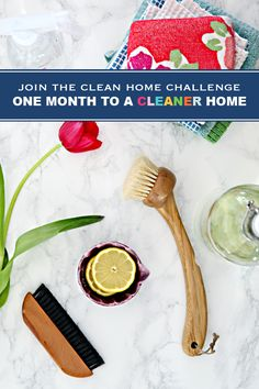 IHeart Organizing: Monthly Clean Home Challenge Recap!