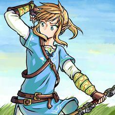 The Legend of Zelda: Shard of Nightmare / Link / 「Link~ LOG~」/「Erend」の漫画 [pixiv] [03]