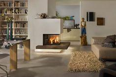 Bilderesultat for peisinnsats glass 3 sider Living Room, Interior Design, Glass, Kitchen, Inspiration, Modern Fireplaces, Home Decor, Google Search, Tips