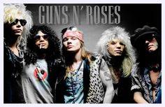 De Amerikaanse band Guns N' Roses treedt in 2016 mogelijk op in de originele bezetting. Dit bevestigen meerdere bronnen.