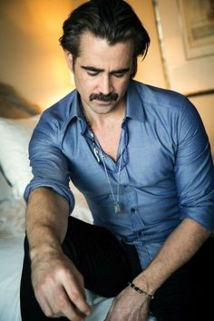 Happy 40th Birthday to the love of my life, Mr. Colin Farrell!