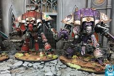 Imperial Knight, Lost Soul, Knights, Halloween, Projects, Log Projects, Blue Prints, Knight, Spooky Halloween