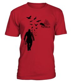 Ragnar's  journey to Valhalla  #september #august #shirt #gift #ideas #photo #image #gift
