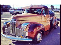 1947 Studebaker Pickup Truck Oak Hills, California #1947 #Studebaker #Classic