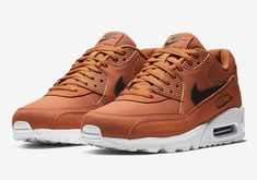 Nike Air Max 90 Dark Russet Release Date – SBD - dragonball. Air Max Sneakers, Sneakers Mode, Sneakers Fashion, Nike Air Jordans, Retro Jordans 11, Nike Air Max Herren, Nike Air Max Mens, Nike Basketball Shoes, Nike Shoes