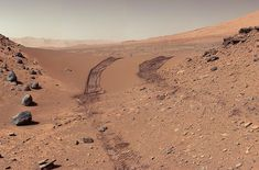 Une photo de Mars prise par Curiosity19-photos-incroyables