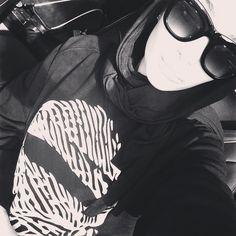 nuralailalov: monogram Modest Fashion, Hijab Fashion, F21, Covergirl, Sunnies, Ruffle Blouse, Monogram, Sweatshirts, Sweatshirt