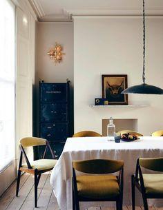 Bold Empire Blog Deco Dining Room Design Area Kitchen Fine