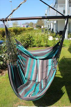 Luxury Das ist mein neuer H ngesessel Habe ihn bei mir im Garten befestigt und schaukle