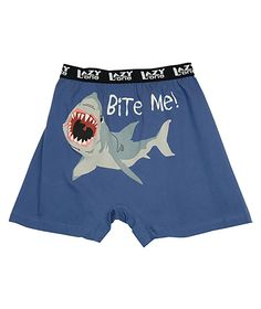 Lazy One Womens Bite Me Boxers