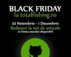 Black Friday la TotalFishing
