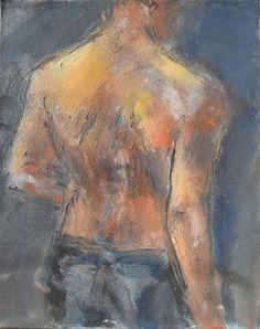 Ghislaine Howard, Torso | Paintings For Sale | Specialists In Modern British Art | Gateway Gallery Ltd