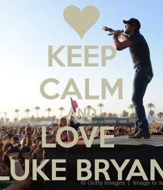 Love Luke Bryan!