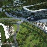 Mentougou Eco-Valley, Tengbom Eriksson Architects