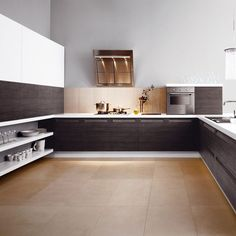 Popular Modern Kitchen Cabinet Design