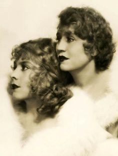 Ruth Harriet Louise, Vivian and Rosetta Duncan, 1928