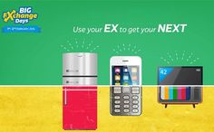 Gadgetguru: Flipkart Big Exchange Days Deals on Mobiles, TVs, ...