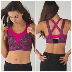 NWT Lululemon Oxygen Bra NWT Lululemon Oxygen Bra. Size 4. Brand new and in perfect condition! No trades, no PayPal or other sites, but I do 10% discounts with bundles of 3+ items  lululemon athletica Tops